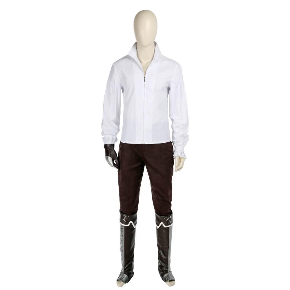 Assassin's Creed 2 Ezio Auditore Cosplay Costume