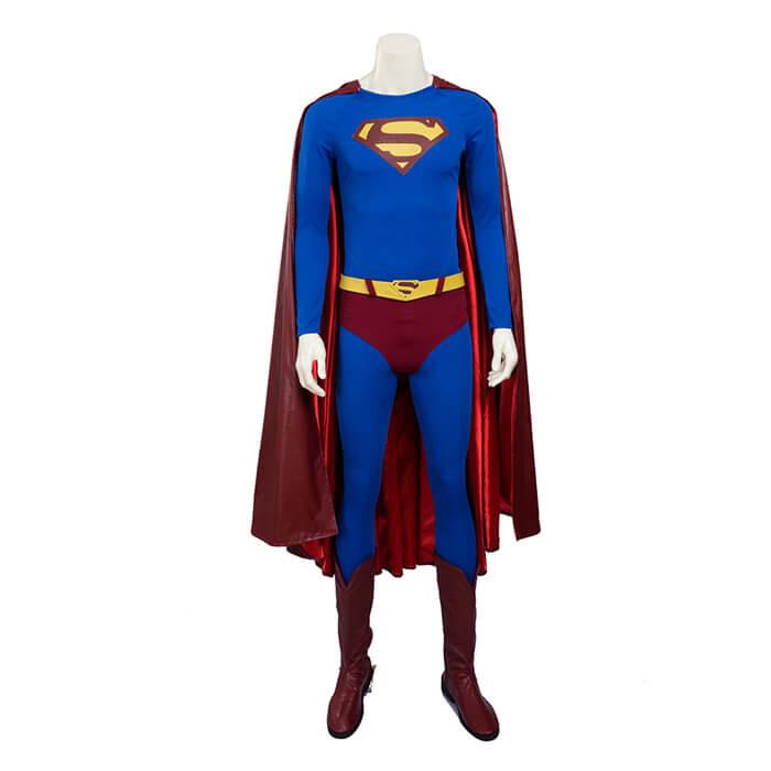 Marvel Superman Returns Cosplay Costume
