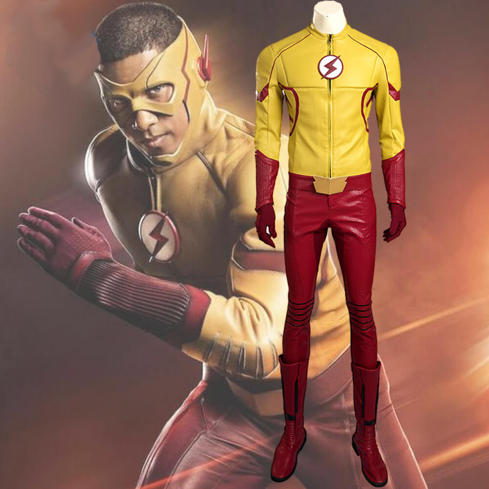 Marvel The Flash Costume With Mask
