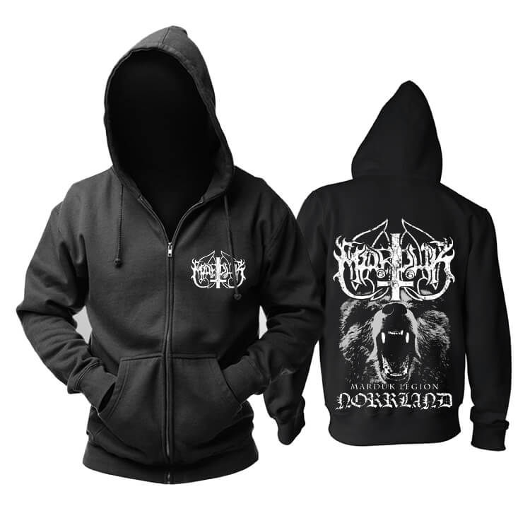 Marduk Hooded Sweatshirts Music Band Hoodie