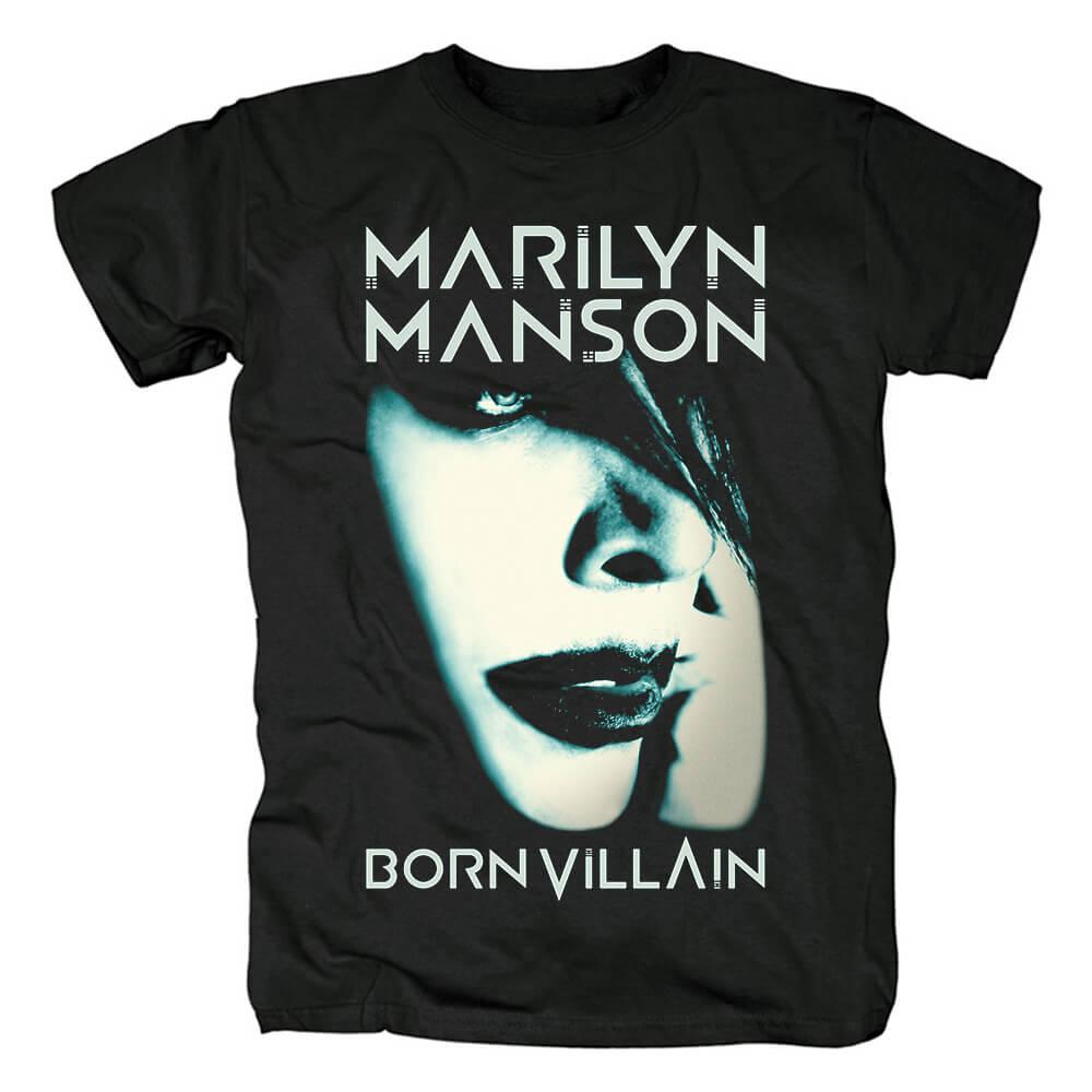 Marilyn Manson T-Shirt Us Metal Tshirts