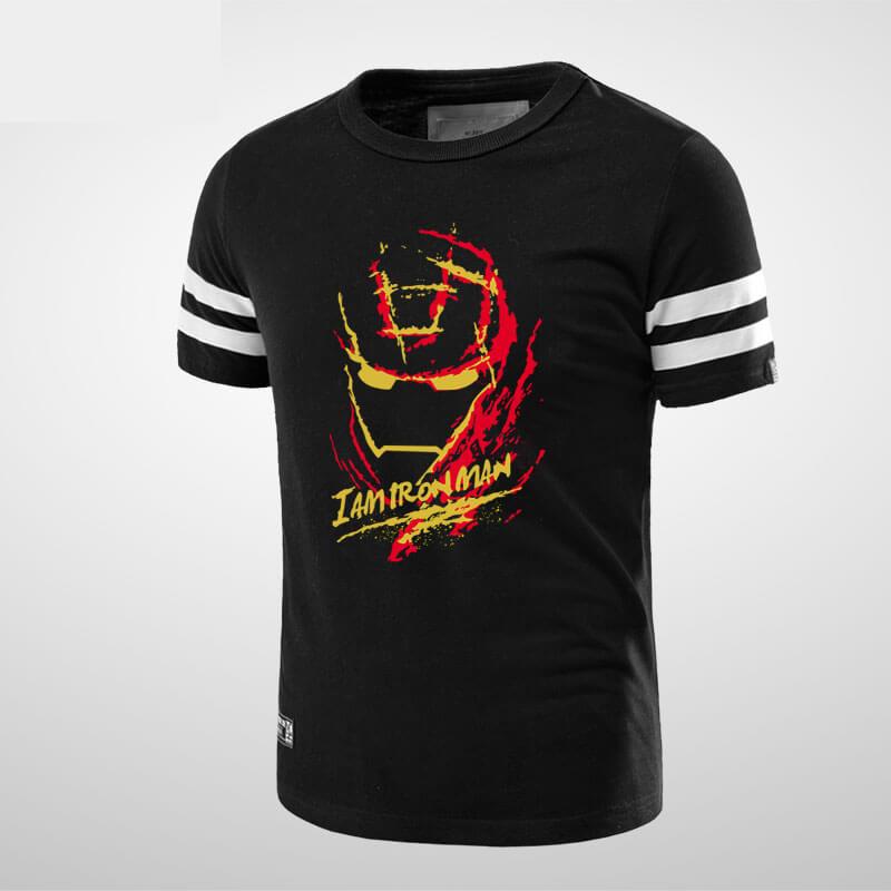 Marvel Superhero Iron Man Tee Shirt