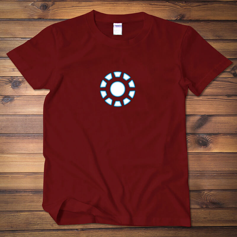 Marvel's The Avengers 2 Ironman T Shirt For Students