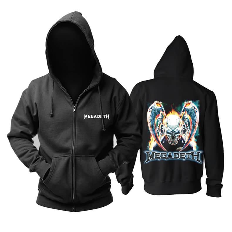 Megadeth Hoody United States Metal Music Hoodie