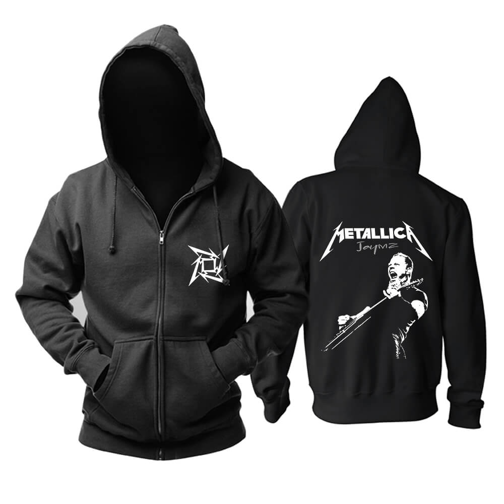 Metallica Hoodie United States Metal Music Band Sweatshirts