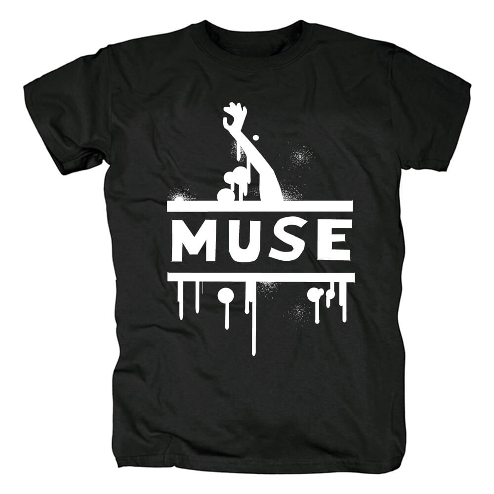 Muse Tee Shirts Uk Rock T-Shirt