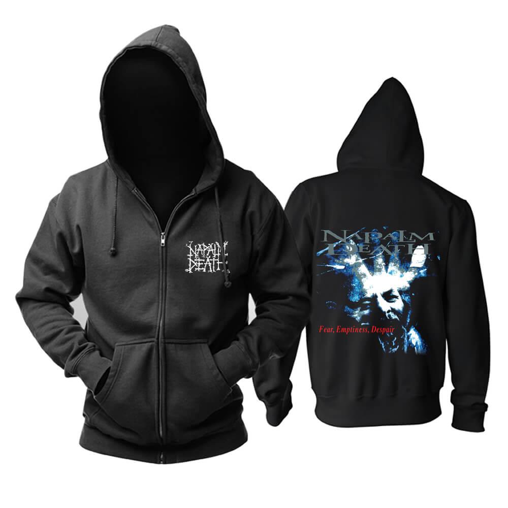 Napalm Death Hoody United Kingdom Metal Music Hoodie