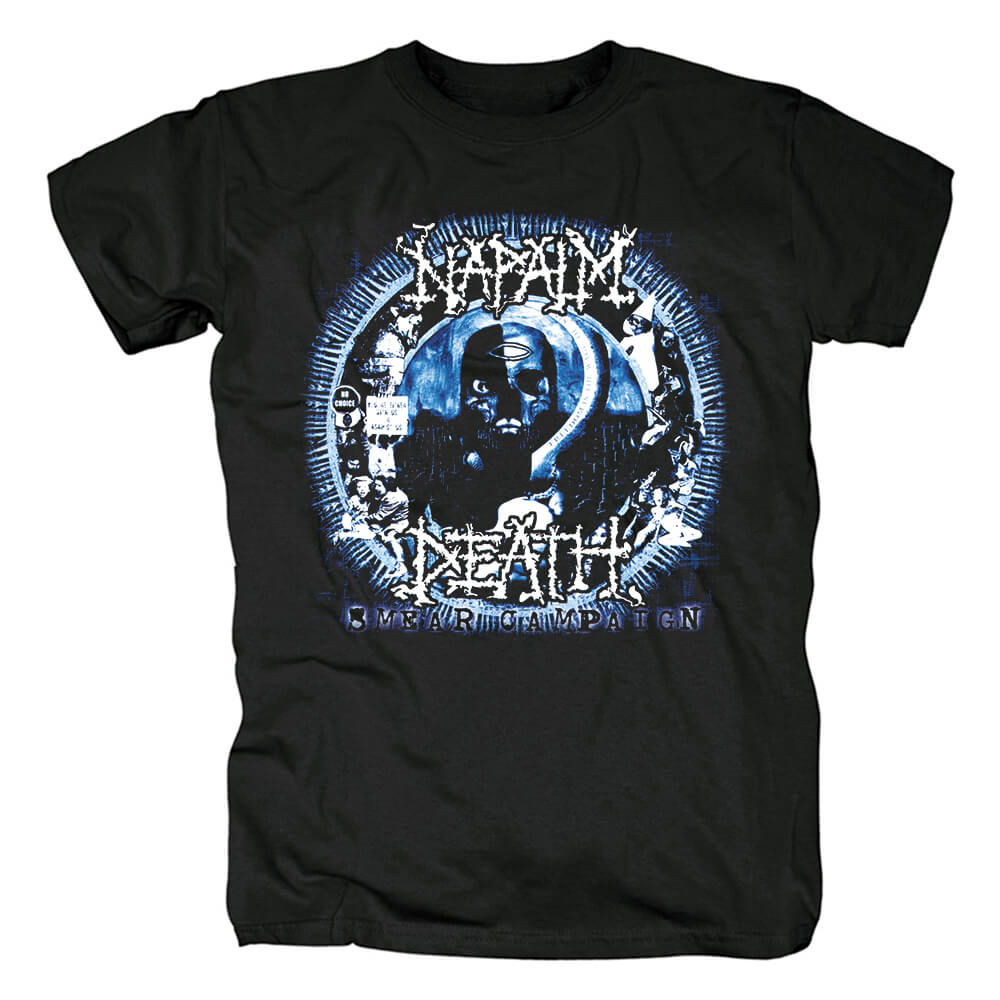 Napalm Death Tshirts Uk Metal T-Shirt