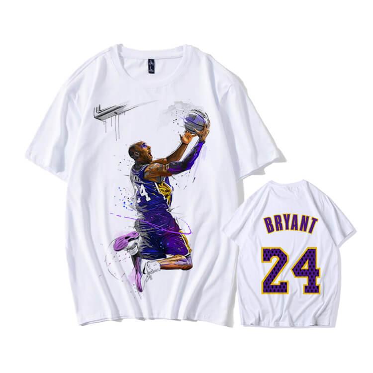 NBA Kobe Black Mamba T Shirt
