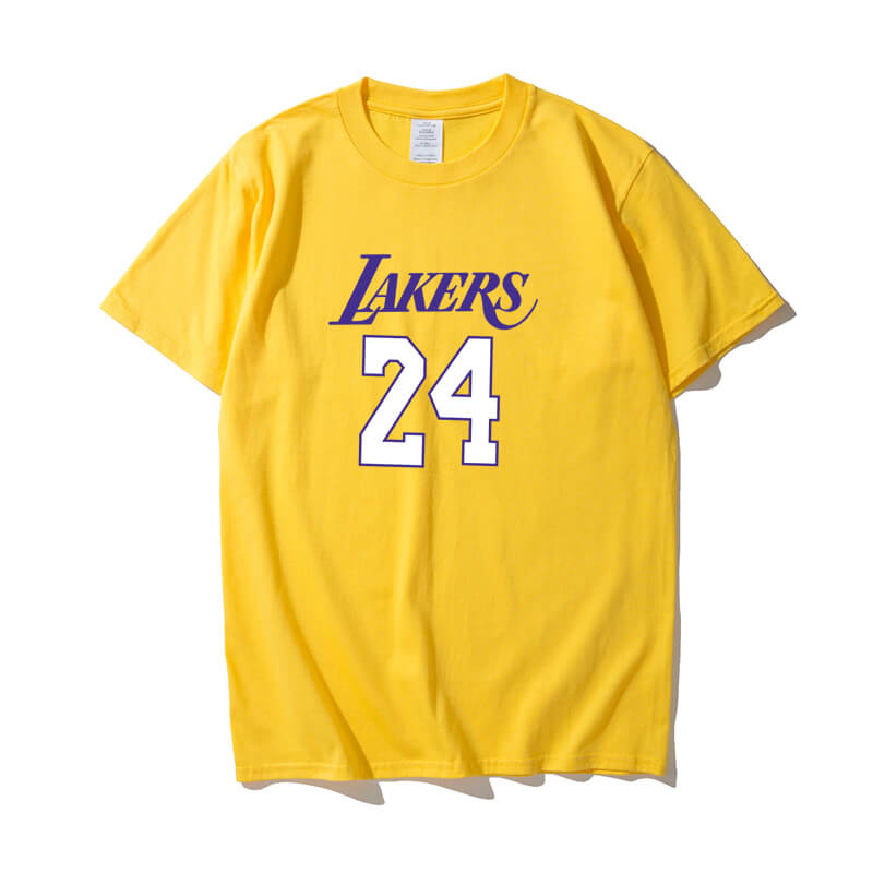 NBA Laker Kobe 24 Shirt