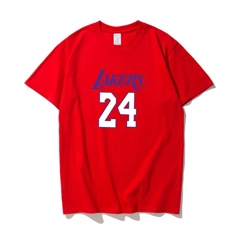 NBA Laker Kobe 24 Shirt