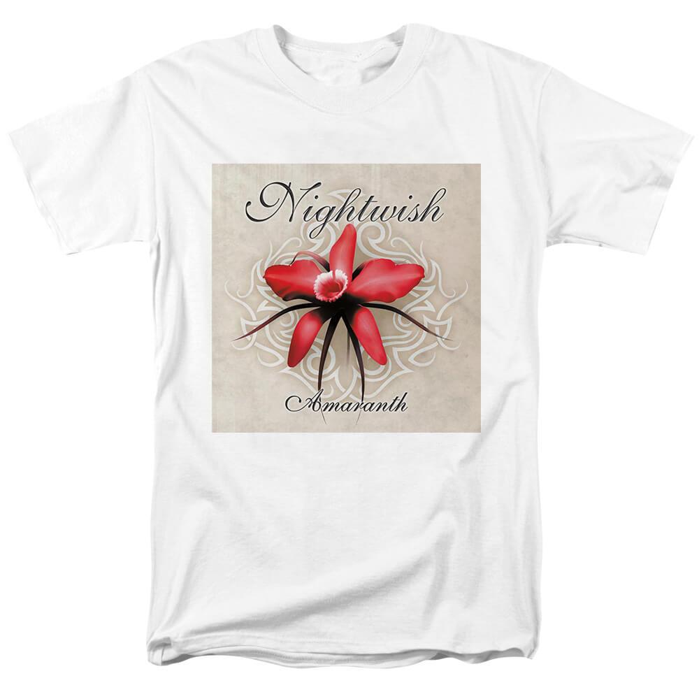 Nightwish Amaranth T-Shirt Finland Metal Tshirts
