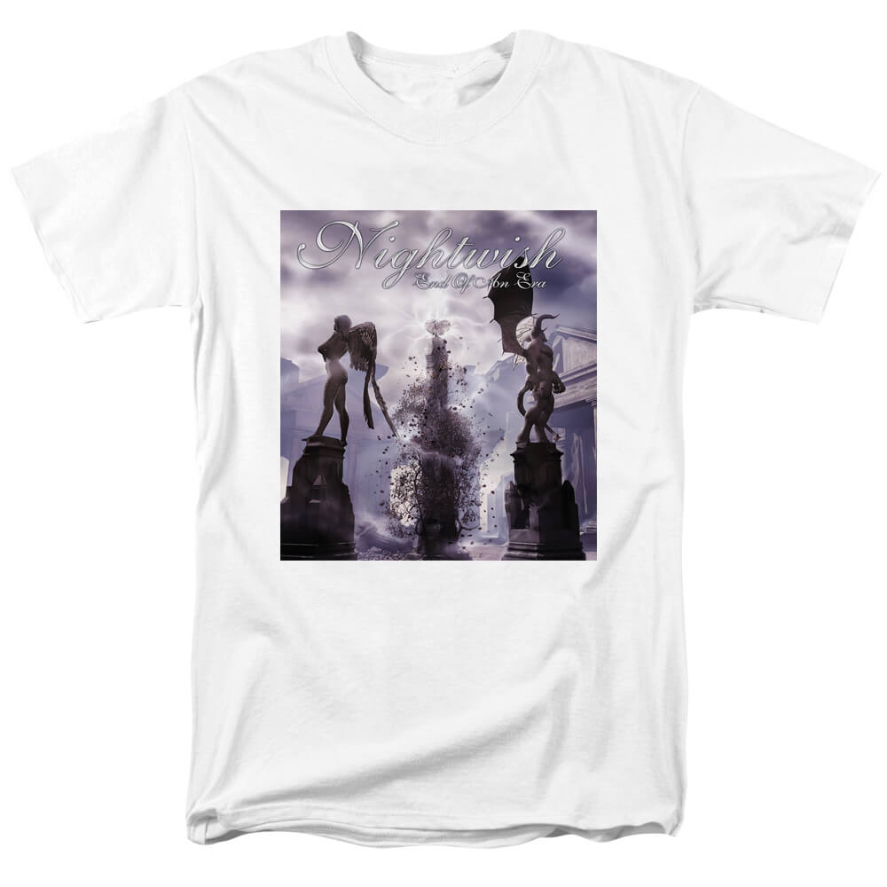 Nightwish End Of An Era Tee Shirts Finland Metal T-Shirt