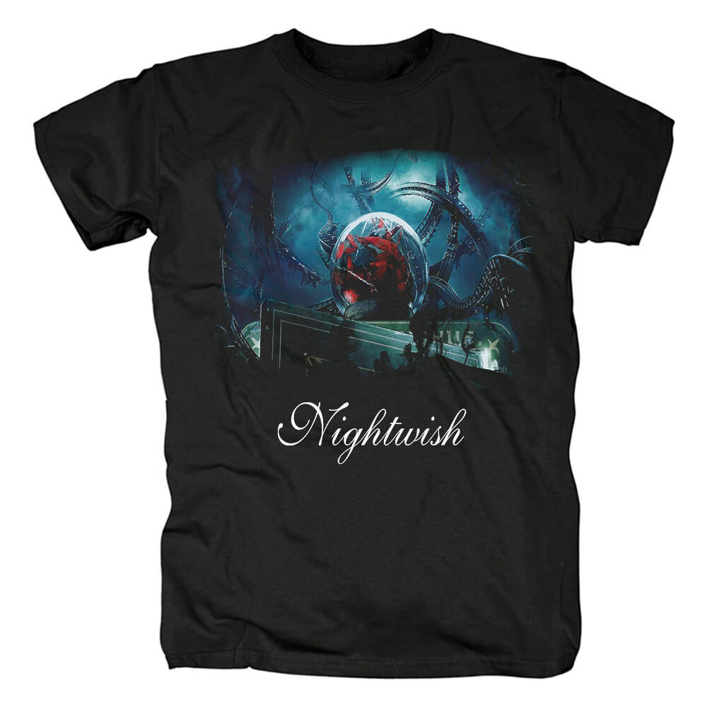 Nightwish T-Shirt Finland Hard Rock Metal Shirts