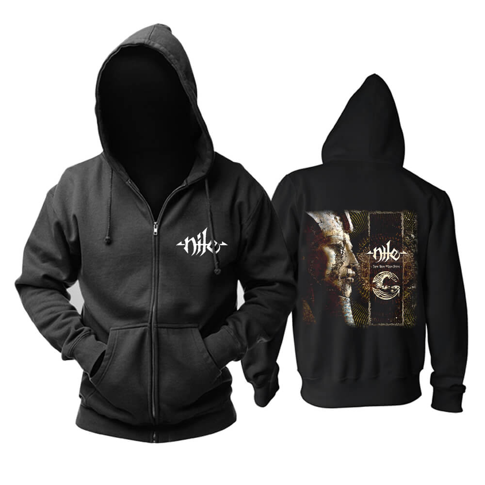 Nile Hoody United States Hard Rock Metal Rock Hoodie