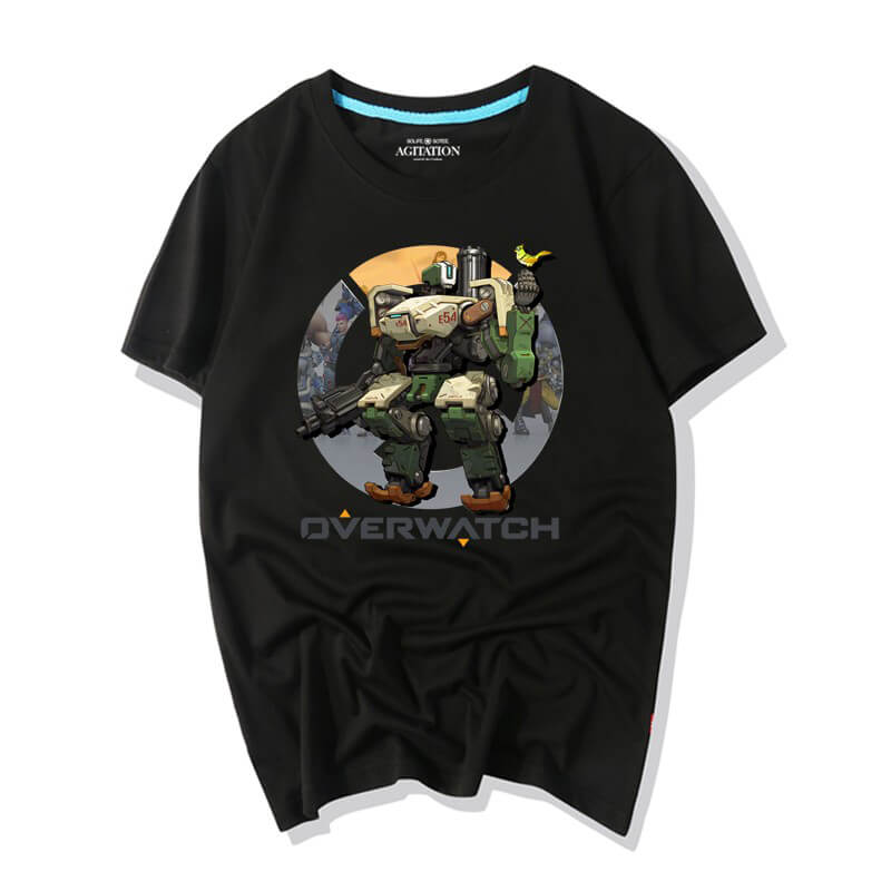 Overwatch Characters Bastion T Shirt