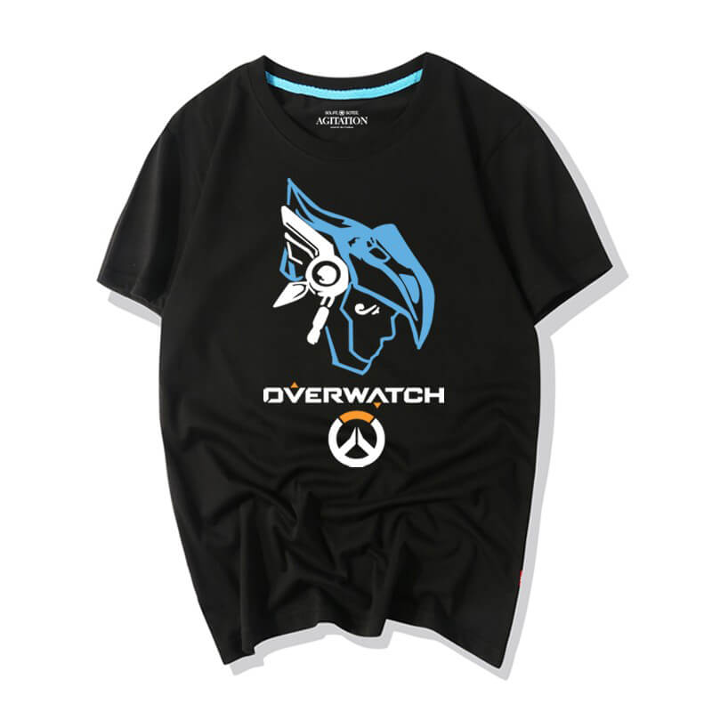 Overwatch Game Graphic Tees Pharah Shirts