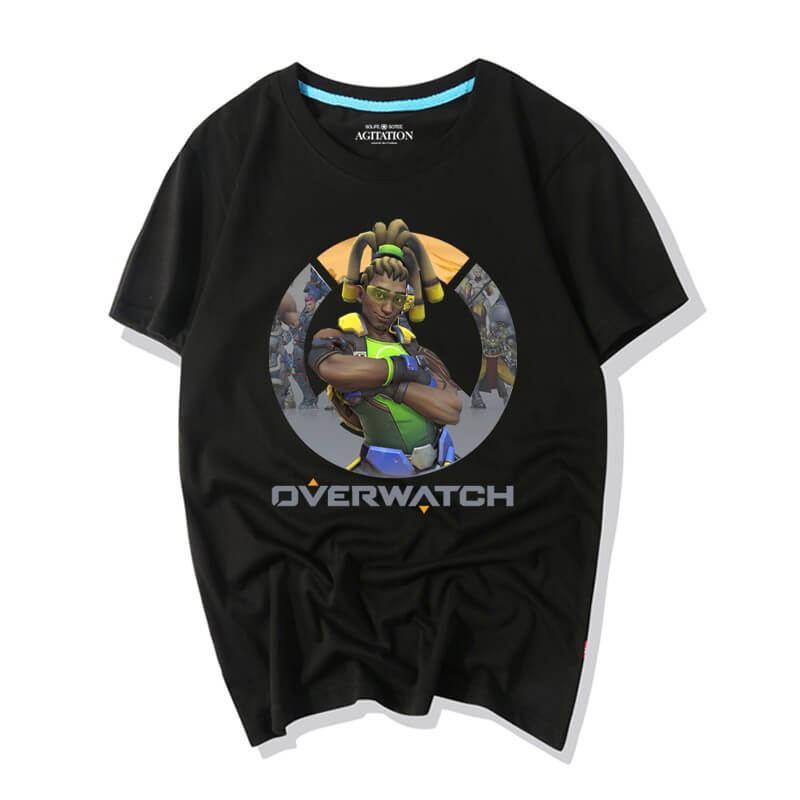 Overwatch Game T Shirt lucio Shirts