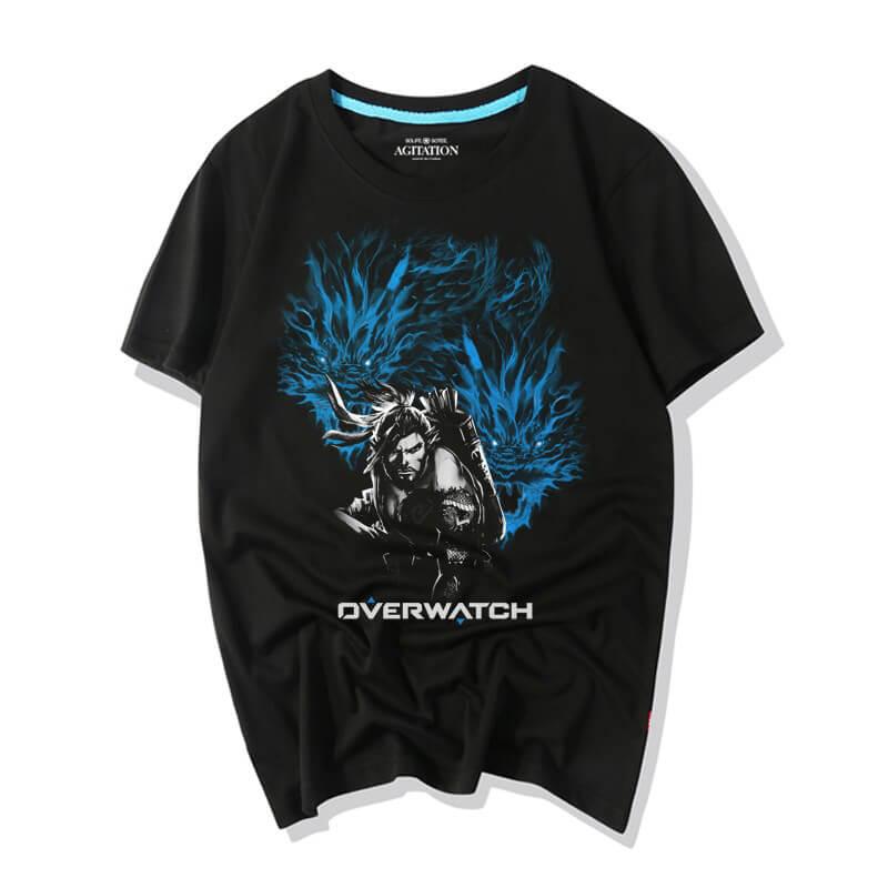 Overwatch Heroes Hanzo Tee Shirt