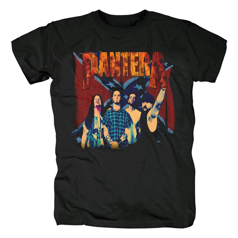 Pantera Band Tee Shirts Us Metal T-Shirt