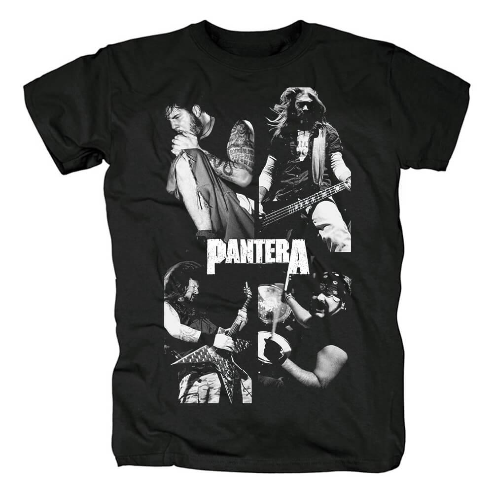 Pantera Tee Shirts Us Hard Rock Band T-Shirt