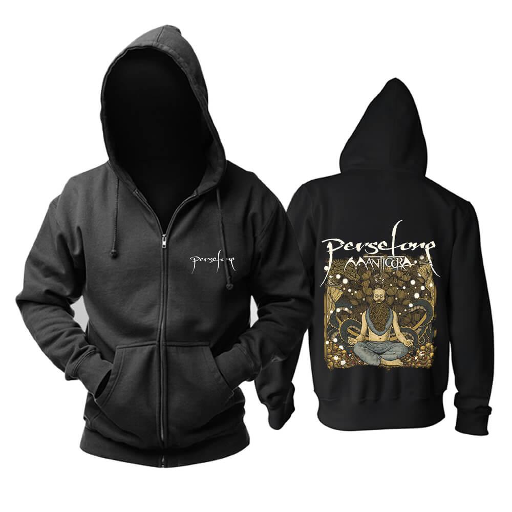 Persefone Hoodie Music Sweatshirts