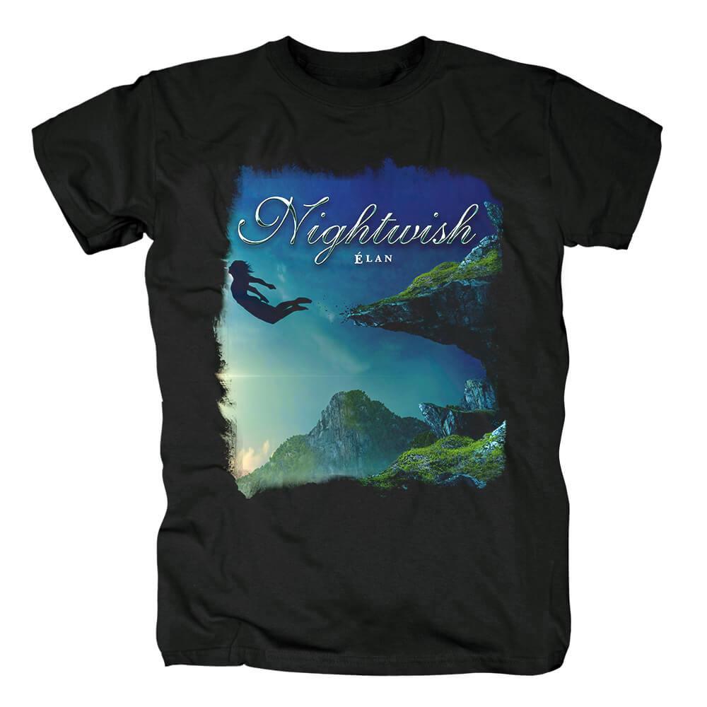 Personalised Nightwish Band Tee Shirts Finland Metal T-Shirt