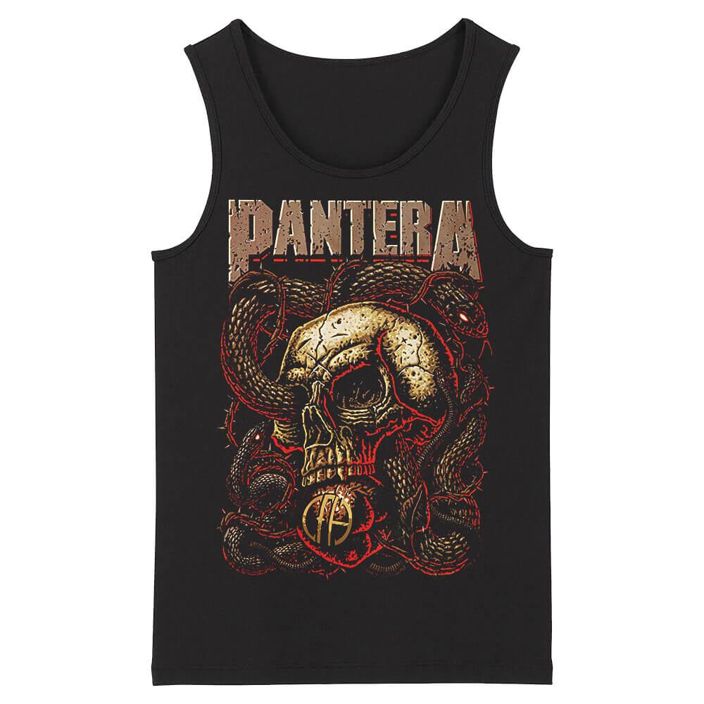 Personalised Pantera Tank Tops Us Metal Rock Sleeveless Shirts