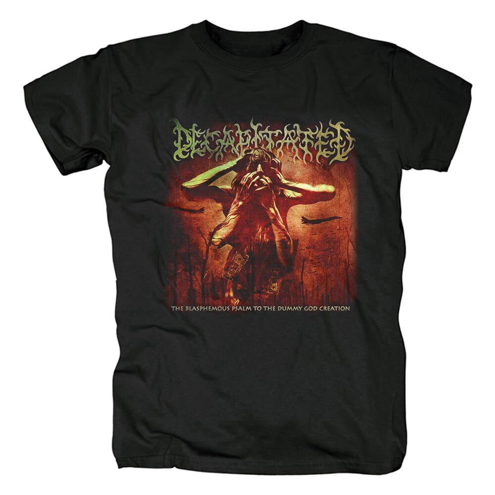 Poland Decapitated T-Shirt Metal Shirts