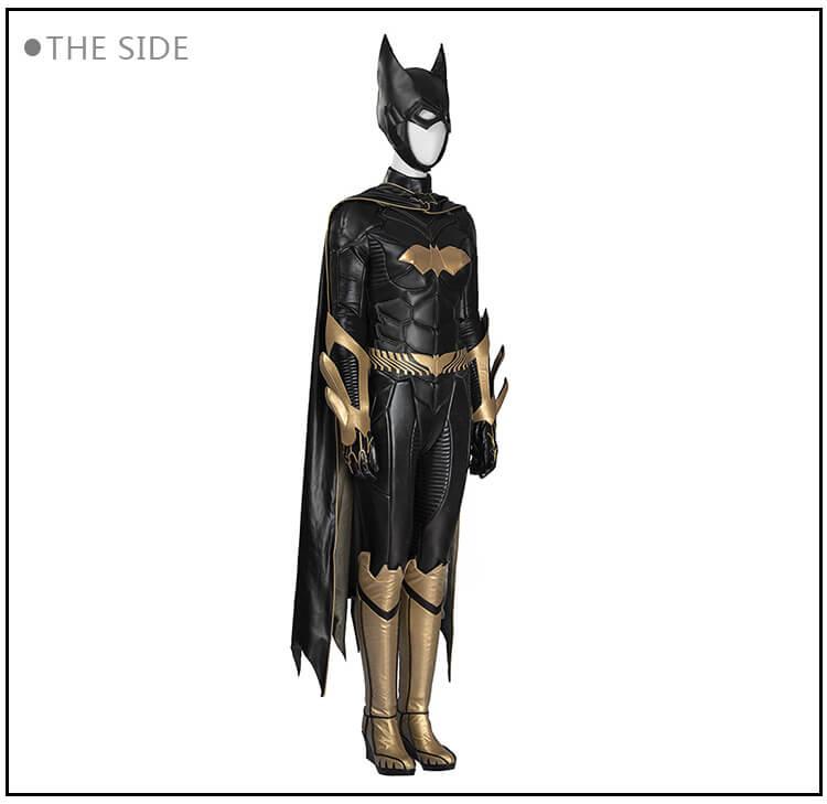 Professional Batman Arkham Knight Batgirl Cosplay Costume Jumpsuits