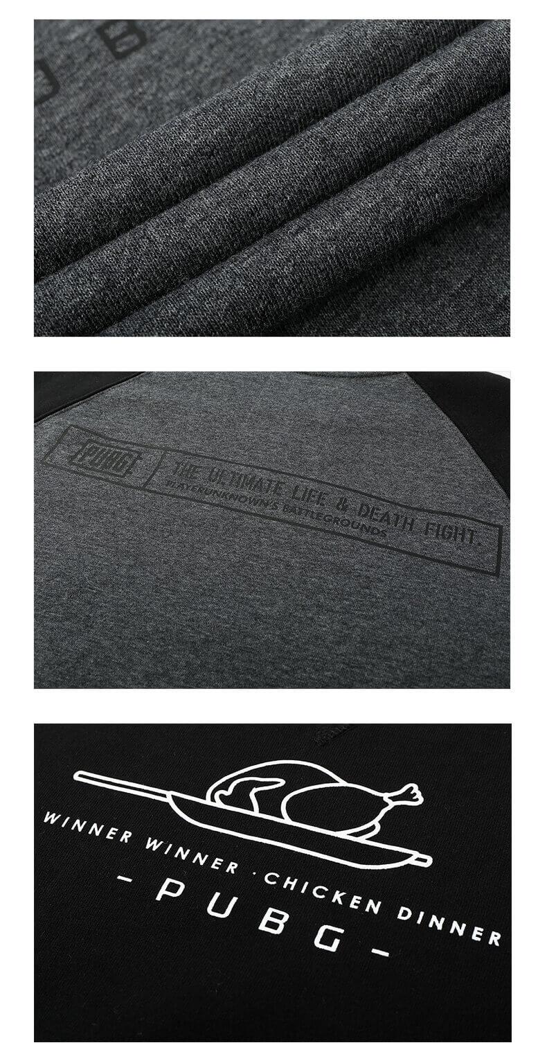 Pubg Winner Winner Chicken Dinner Hoodie Playerunknown'S Battlegrounds Sweatshirt For Men