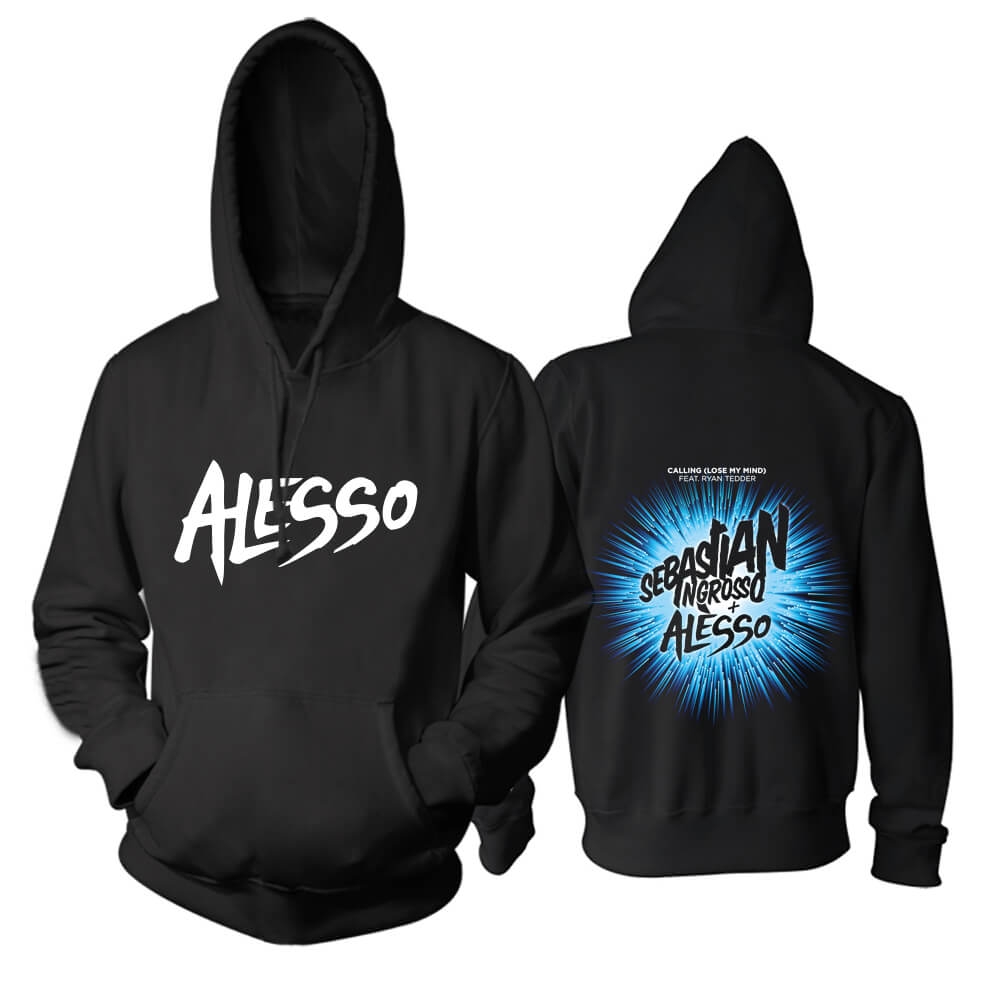 Quality Alesso Hoodie Music Sweat Shirt