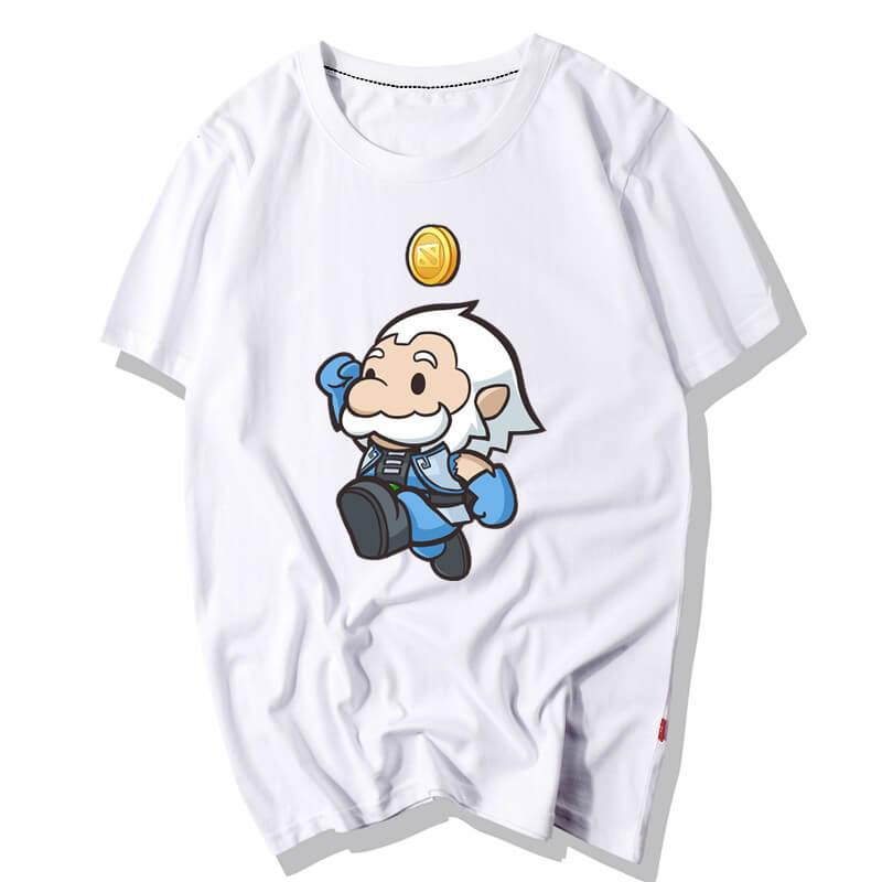 Quality Dota2 Zeus T Shirt