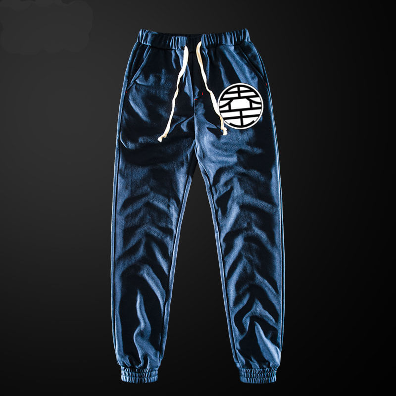 Quality Dragon Ball King Kai Sweatpants