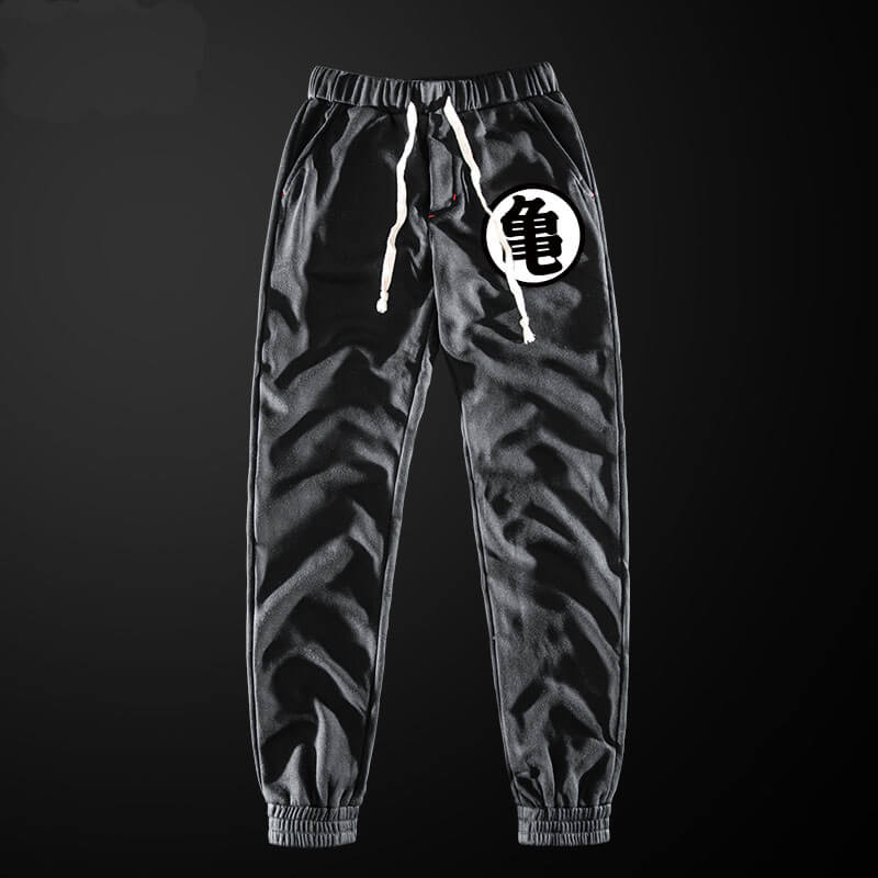Quality Dragon Ball Master Roshi Sweatpants DBZ Pencil Pants