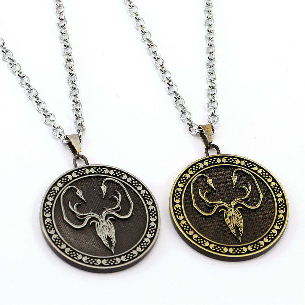 Quality Game of Thrones House Baratheon Necklace