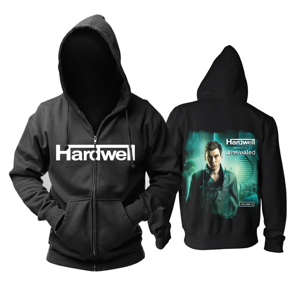 Quality Hardwell Hoodie Rock Sweat Shirt