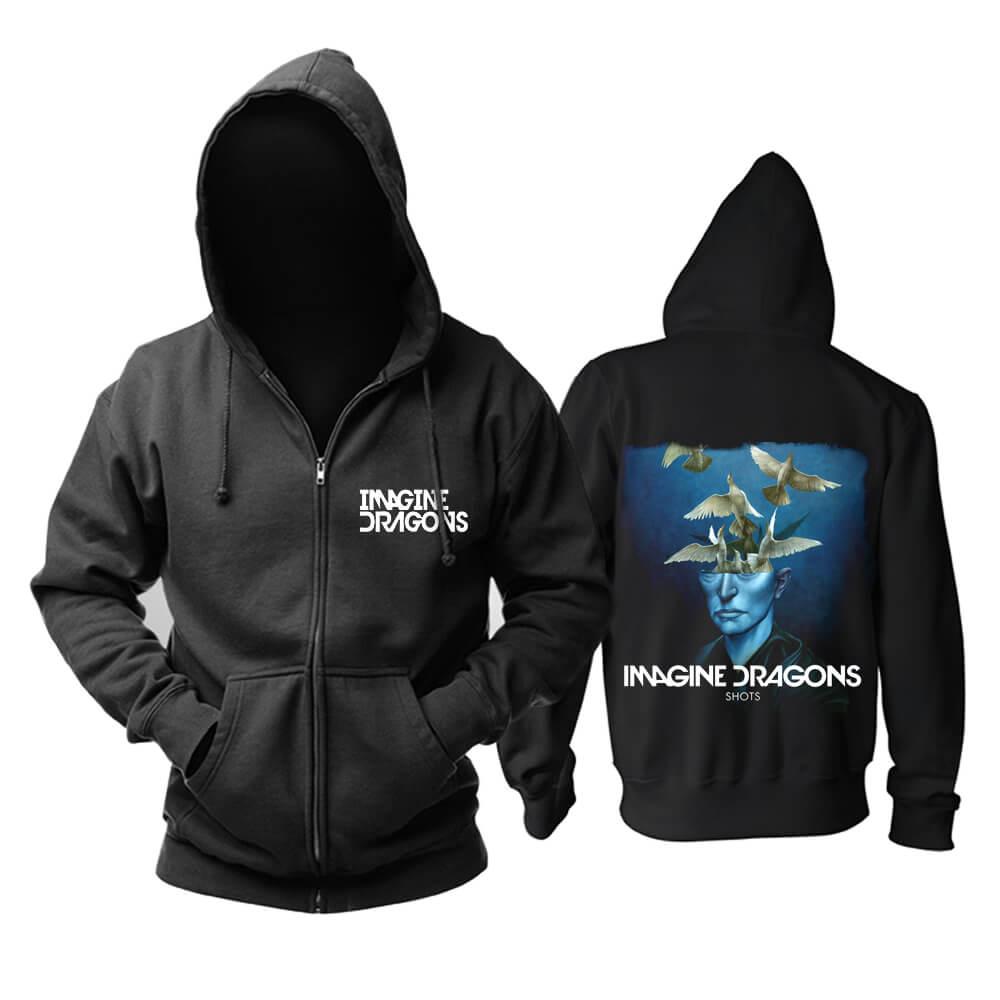 Quality Imagine Dragons Hoodie Us Hard Rock Punk Rock Sweatshirts