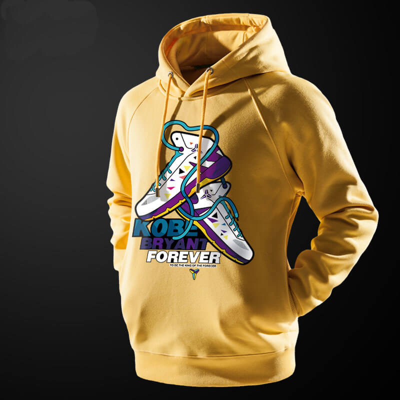 Quality NBA Kobe Bryant Basketball Shoes Design Hoodie