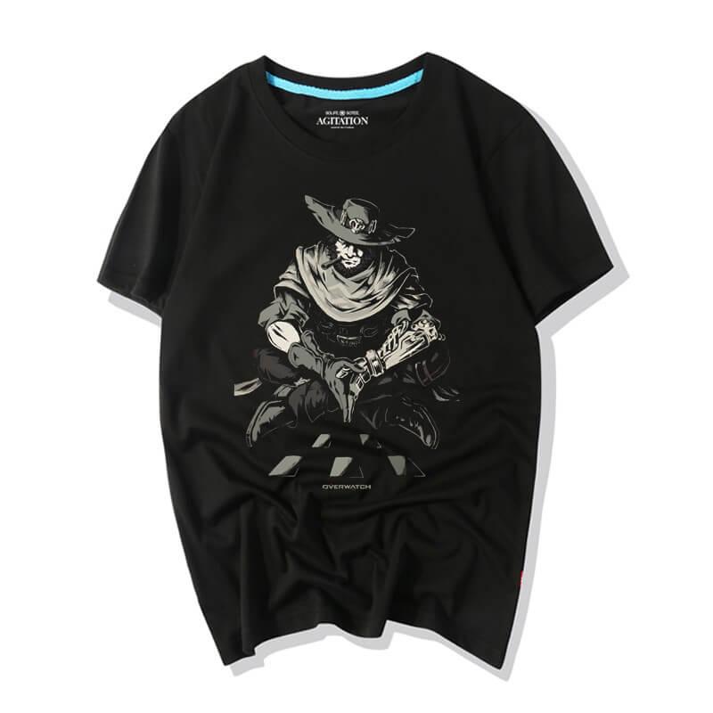 Quality Overwatch Mccree Tshirt