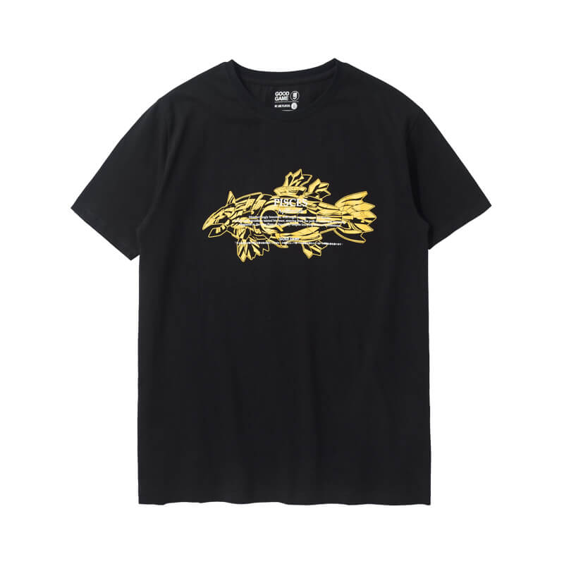 Quality Saint Seiya Pisces Tshirt