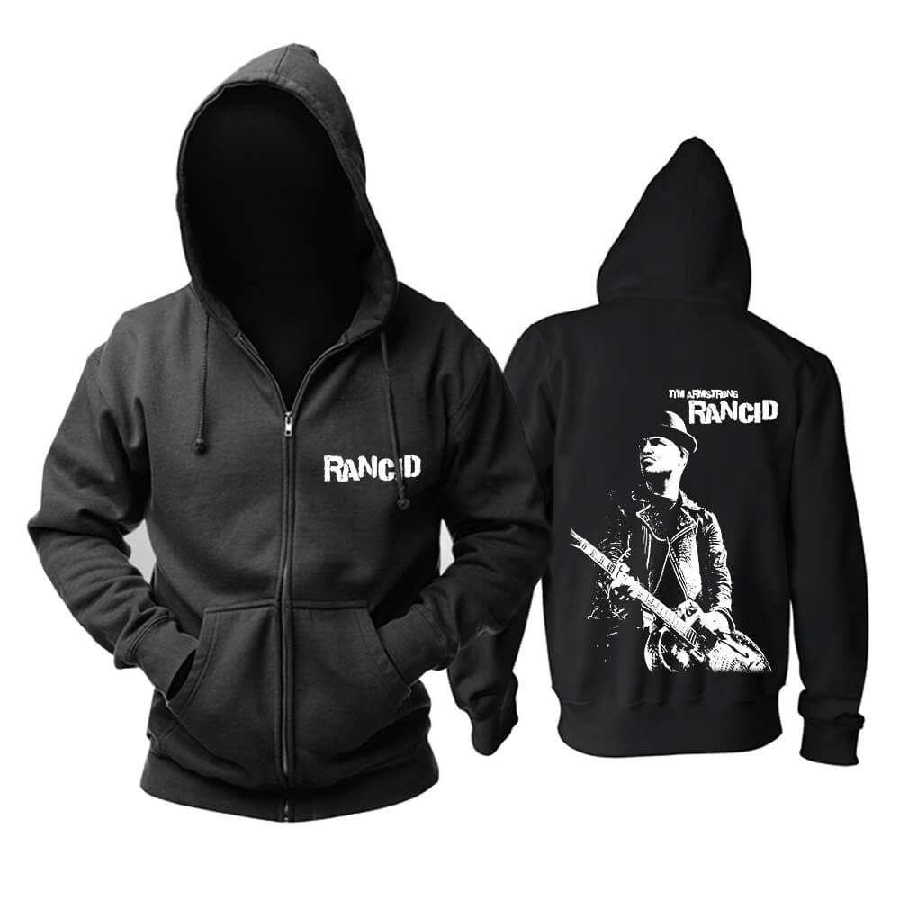 Rancid Hoody Punk Rock Hoodie