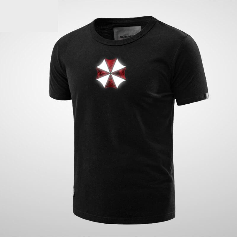 Resident Evil Umbrella Corp Logo T-shirt
