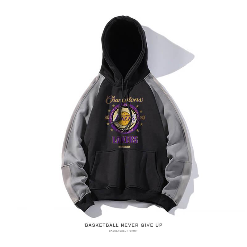 2020 Lakers Championship Hoodie NBA Championship Pullover Sweatshirt