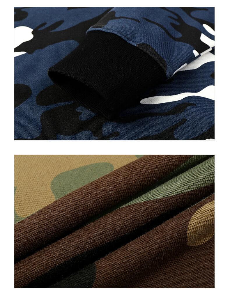 Snow Camouflage Pubg Hoodie Playerunknown'S Battlegrounds Sweater