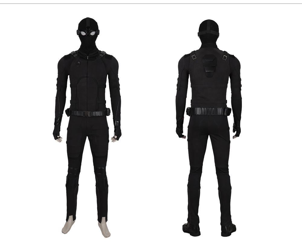 Spider Man Far From Home Costume Halloween Spiderman Cosplay Jumpsuit