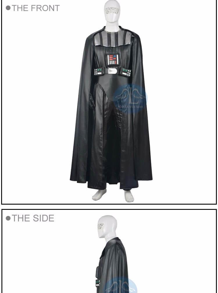 Star Wars Darth Vader Cosplay Costume