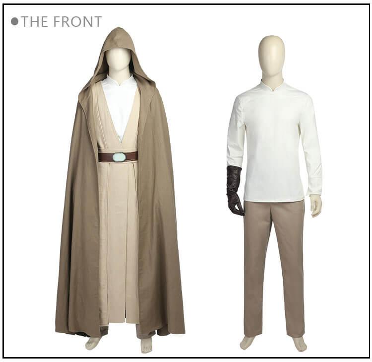 Star Wars The Last Jedi Luke Skywalker Costume
