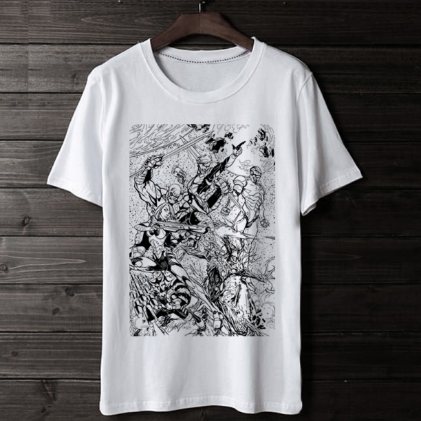 <p>Guardians of the Galaxy Tees Quality T-Shirt</p>