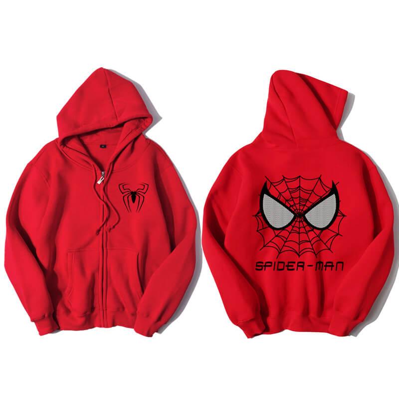 <p>Marvel Superhero Spiderman Jacket Cool Hoodies</p>